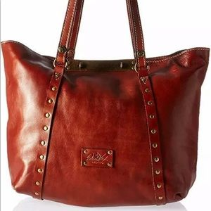 Patricia Nash Benvenuto tote Women purse new